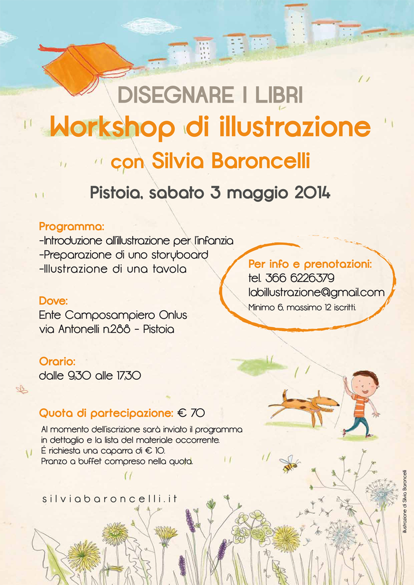 Silvia Baroncelli workshop