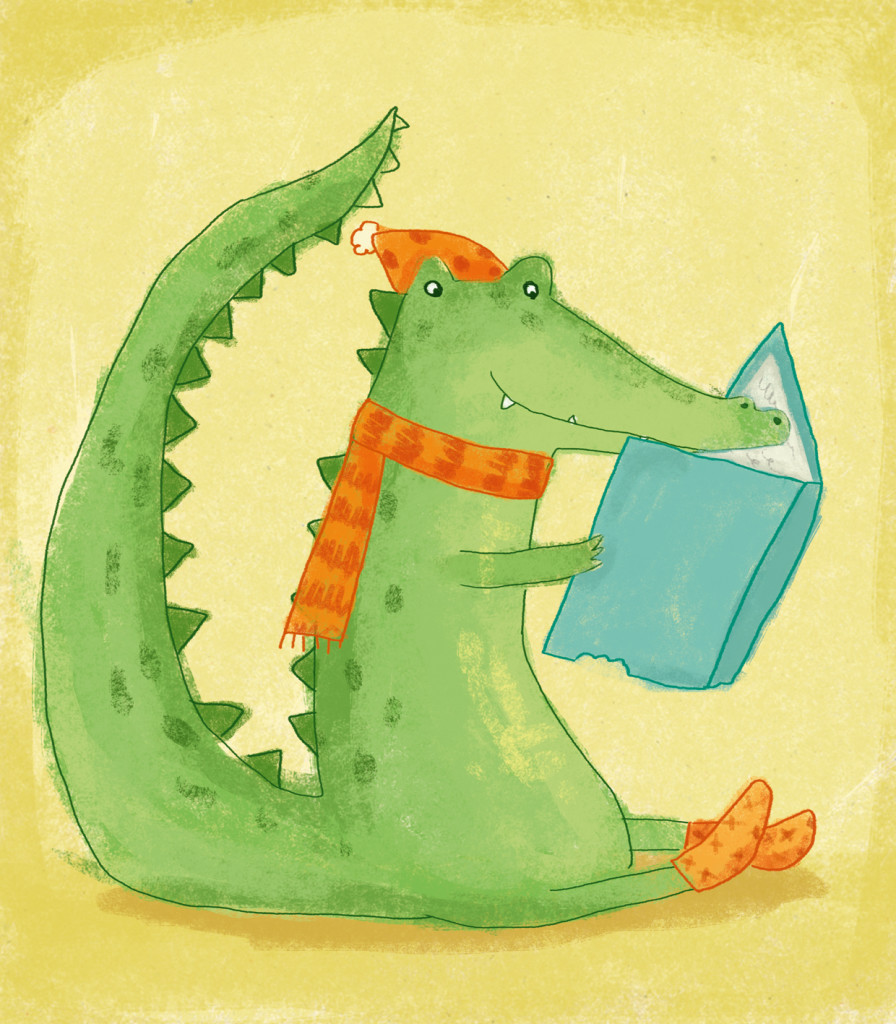 coccodrillo libro