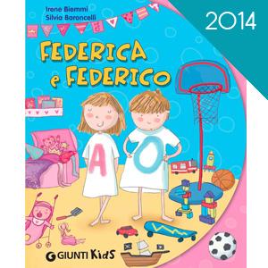 Federico e Federica quadrato