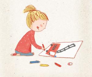 anita disegna