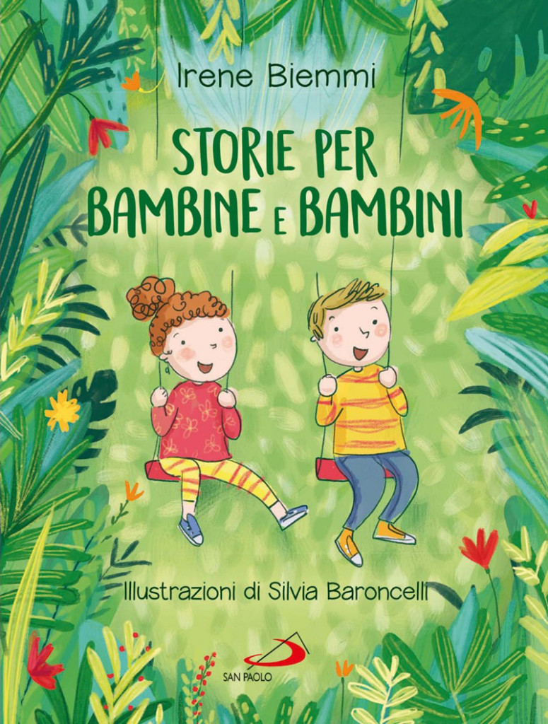 storie per bambine e bambini cover