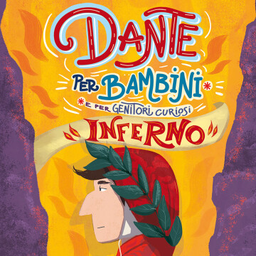 dante inferno cover quad